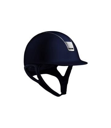 Casque Samshield Shadowmatt full Swarovski
