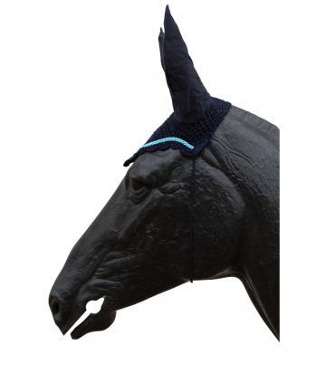 Bonnet crocheté JMR avec corde
