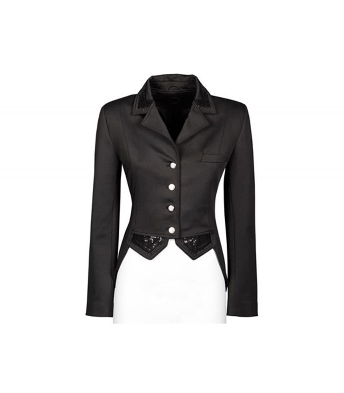 Veste d'equitation femme concours