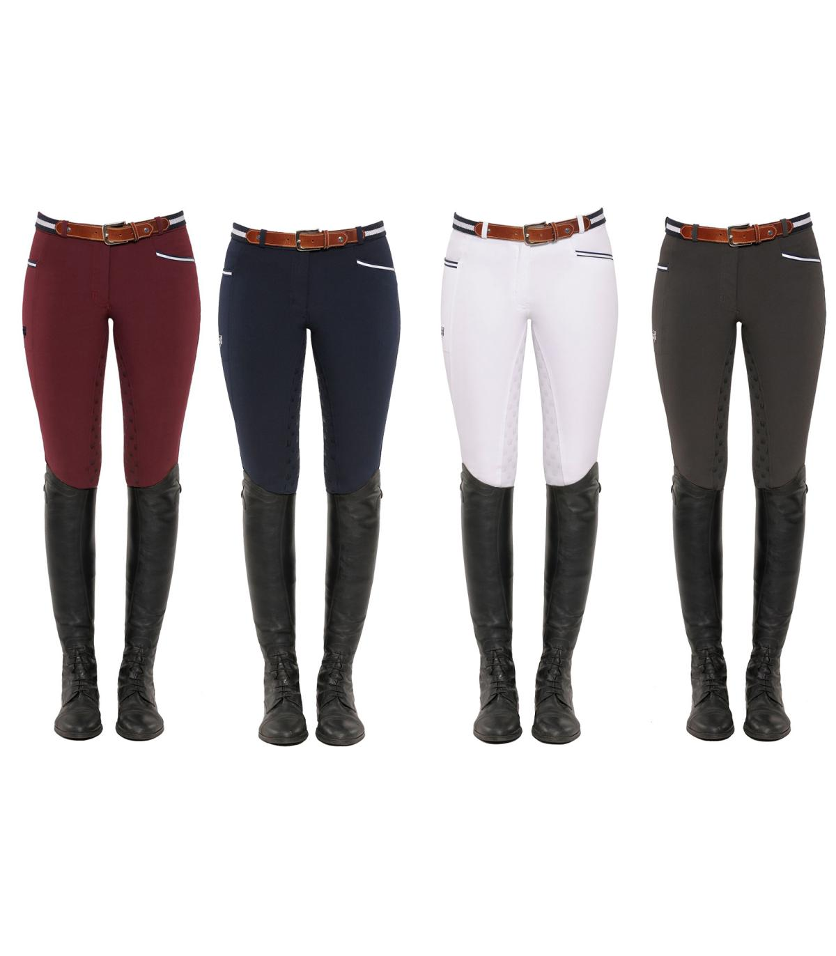 Full Couleur Grip Leena Pantalon Spooks Bordeaux Taille Xl A453RjLq