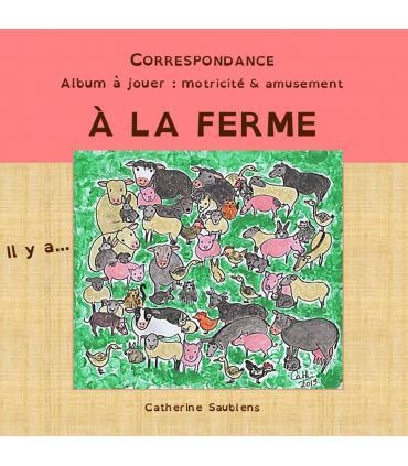 A la ferme (c) par Catherine Saublens