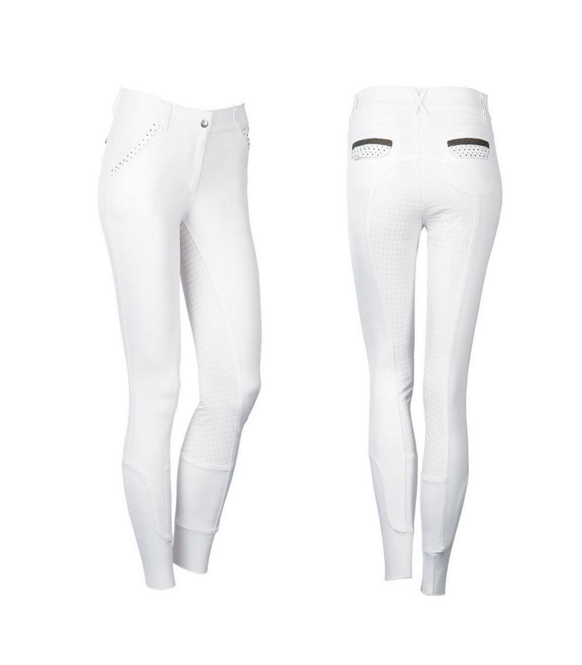 Pantalon d'équitation enfant EQS Moonstone