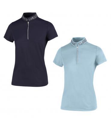 T-shirt à col montant pour femme Birby - Pikeur