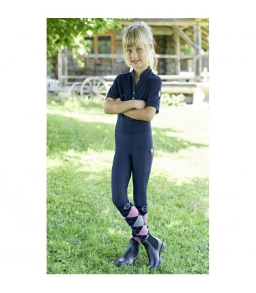 Legging d'équitation enfant Air full grip TrendCollection 2021 - Covalliero