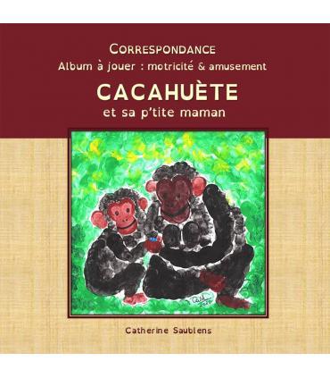 Cacahuète et sa p'tite maman (c) par Catherine Saublens