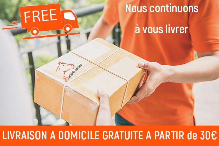 Transport gratuit dès 30 € de commande